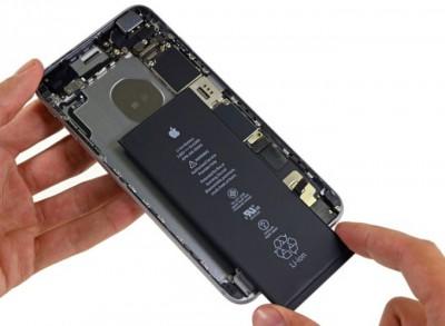 замена аккумулятора на iphone 5 одинцово