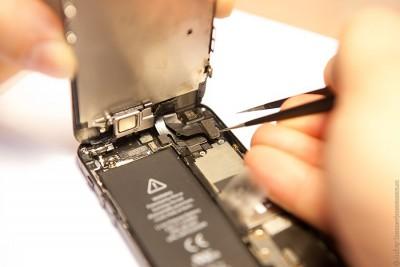 Где заменить динамик для iPhone 5S