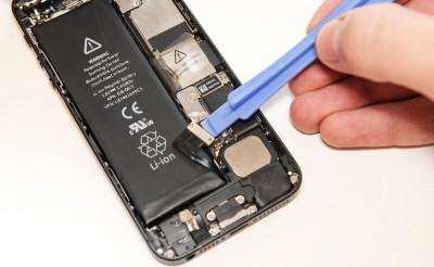 Замена аккумулятора iPhone 5/5C