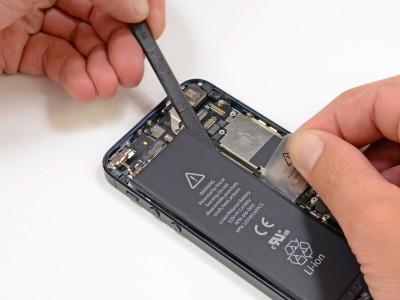 Замена батарейки iPhone 5/5C