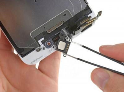 Как заменить динамик на iPhone 5/5C