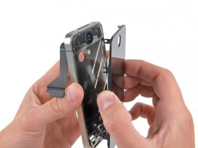 Как сделать замену экрана на iPhone 5S