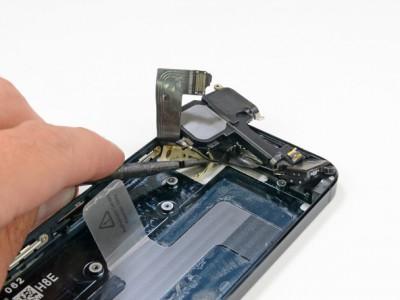 Как заменить микрофон iPhone 6 Plus