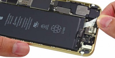 Нужна замена аккумулятора в iPhone 6
