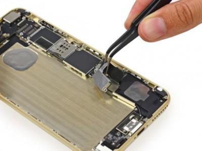 Замена динамика на iPhone 6 Plus