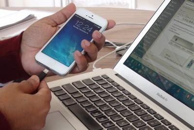 Что делать, если iPhone 5S не виден компьютером