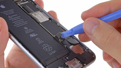 Как заменить батарею в iPhone 5S