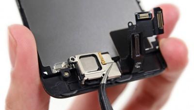 Замена динамика iPhone 5S
