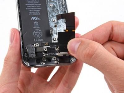 Где моно заменить микрофон для iPhone 5S