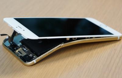 Если не работать iPhone 6