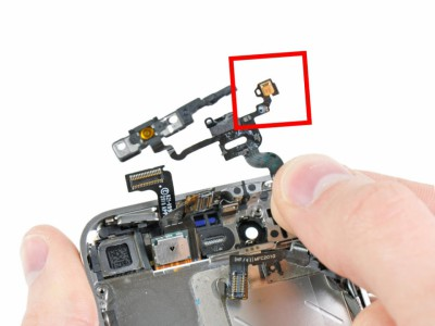Замена микрофона на iPhone 6 Plus